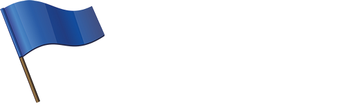 Blue Flag Clean logo