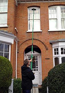 Window Cleaner in London